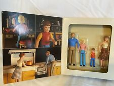 Vintage Tomy Family Of Four Set