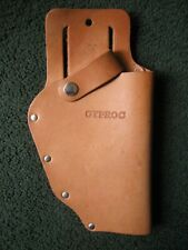 QUALITY GYPROC REAL LEATHER HOLSTER...UNKNOWN USE?...PISTOL, TOOL...COWBOY????