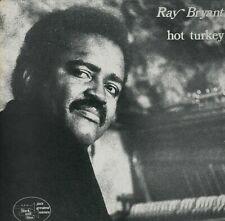 RAY BRYANT HOT TURKEY BLACK BLUE Vinyl LP L3.15