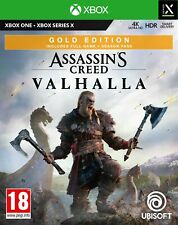 Assassin's Creed Valhalla - Gold Edition | Xbox One & Xbox Series X NEW PREORDER