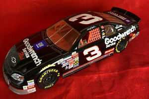 NASCAR #3 Dale Earnhardt 1999 ACTION Elite Monte Carlo 25th Goodwrench