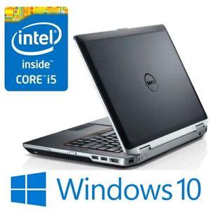 """Dell Latitude E6420 Core i5 2520M 4G 320 DVD WiFi 14"""" LED HDMI Win10 Pro"""