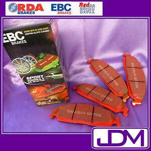 FORD FALCON FG FPV all models EXCEPT GT & GTP Brembo - EBC REDSTUFF Pads REAR