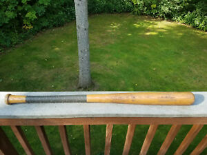 Jackie Robinson Louisville Slugger 125 Baseball Bat 1950's/60's EARLY Model