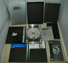Metal Gear Solid Collection 20th Anniv PlayStation 2 Japan PS2 PSP KOJIMA MGS
