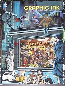 Graphic Ink : The DC Comics Art of Darwyn Cooke, 2015, Justice League Batman