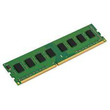 Kingston ValueRAM 8GB 1X8GB Memory DDR3 1600MHz PC3-12800 DIMM Desktop