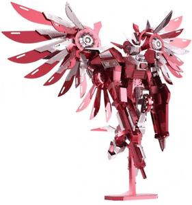 Thundering Wings Red Metal Model Kit | Piececool
