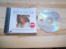 CD Schlager Hanne Haller - Weil Du ein zärtlicher Mann bist (16 Song) BMG ARIOLA
