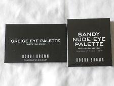 Mew Auth Bobbi Brown Greige Eye Palette And Sandy Nude Eye Palette Set Of 2 Box