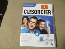 """DVD NEUF """"C'EST PAS SORCIER - A VOS MASQUES"""" Fred & et Jamy"""