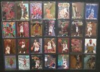 Michael Jordan 1990's Last Dance Exclusive 152 Insert Lot 1 Duplicate