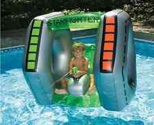 Swimline Inflatable Kids Water Swimming Pool Floating Float Raft Squirt Gun Toy