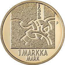 Polierte Platte Gold Münzen aus Finnland