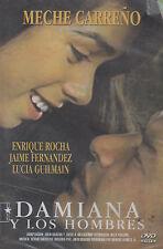 DVD - Damiana Y Los Hombres NEW Enrique Rocha Lucia Guilman FAST SHIPPING !
