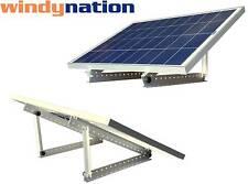 100 Watt 100W 12V 12 Volt Solar Panel Battery Charger + Adjustable Mount Rack