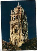 12 - Cpsm - Rodez - la Cattedrale Notre Dame