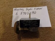 MAYTAG DRYER TIMER 63702290 90 DAY WARRANTY FREE SHIPPING