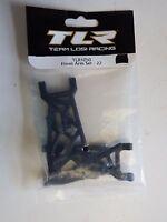 TLR TEAM LOSI RACING - FRONT ARM SET : 22 - Model # TLR1050