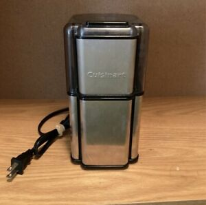 Cuisinart Grind Central Coffee/Spice Grinder ~ Stainless ~ DCG-12BC