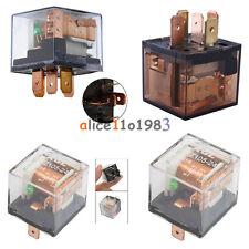Automotive Relay 12V/24V 80A/100A 5Pin SPDT Car Control Device Car Relays