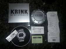 G-Shock Limited Edition Krink Watch DW6900KR-8 DGK Frogman Hope Japan Rare