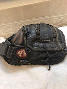 "Nokona BF-1200 12.5"" Kangaroo Baseball Softball Glove Right Hand Throw"