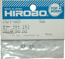 2521-085 Hirobo Helicopter Part Collar 3x5.2x2  New In Package 2521085