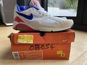 Size UK 8 - Nike Air Max 180 Ultramarine 2005 - 310155-141