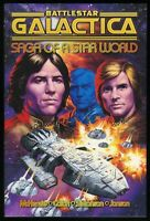 Battlestar Galactica 1 Saga of a Star World Trade Paperback TPB Movie Adaptation