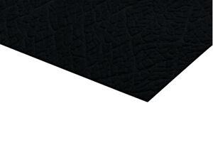 Black Tolex Alligator Vinyl Cabinet Covering    ( 1m x 1.32m )