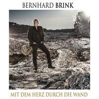 BERNHARD BRINK - MIT DEM HERZ DURCH DIE WAND   CD NEU