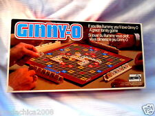 Vintage GINNY-O Board Game By Chieftan 1981 COMPLETE