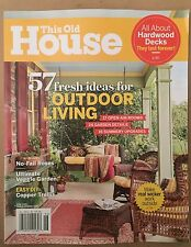 This Old House Ideas For Outdoor Living Easy DIY Garden June 2015 FREE SHIPPING!