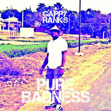 Gappy Ranks : Pure Badness CD (2017) ***NEW*** FREE Shipping, Save £s