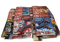Lot of Gun Militia Magazines (40ct) DWJ Deutsches Waffen-Journal German Weapons