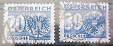 Österreich Portomarken aus Mi.159 - 174