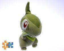 """AXEW Pokemon Plush 8"""" Soft 2012 Takara Tomy Figure"""