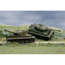 Italeri pz.kpfw.vi Tanque Tiger I montaje rápido 7505 1:72 Kit Modelo Tanques