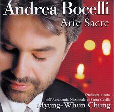 ANDREA BOCELLI : ARIE SACRE / CD