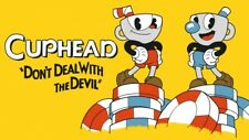 Cuphead Nintendo Switch (Code for Nintendo Eshop) - US Seller