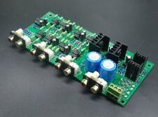 Linkwitz-Riley Crossover 3-Way Electronic Frequency Divider 310HZ/3.1KHZ Op-amp