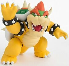 Bandai Tamashii Nations S.H. Figuarts BOWSER Super Mario Bros Figure BAN02274