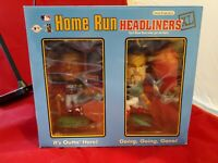 1998 MARK McGwire & KEN GRIFFEY JR HOME RUN HEADLINERS MLB  figure FREE SHIPPING