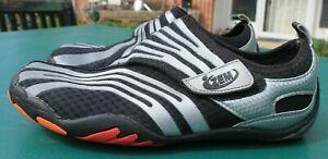 Unisex ZEMgear All-Terrain Shoes, Black/Gray Size US M8/W9 UK 7 EUR 40.5 CM 25.5