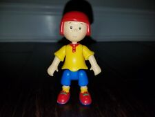 PBS Caillou Figurine with Bike Helmet Poseable Treehouse Replacement Calliou EUC