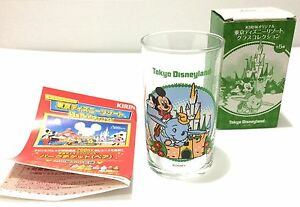 Japan Import - VINTAGE 2009 TOKYO DISNEYLAND GLASS - KIRIN Premium