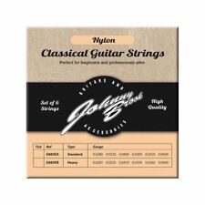 Johnny Brook Nylon Classical Guitar Strings Set of 6