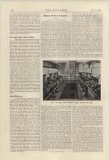 1921 1400 Hp Werkspoor Marine Diesel Engines
