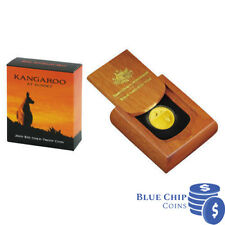 2008 $25 KANGAROO AT SUNSET 1/5 oz GOLD PROOF COIN